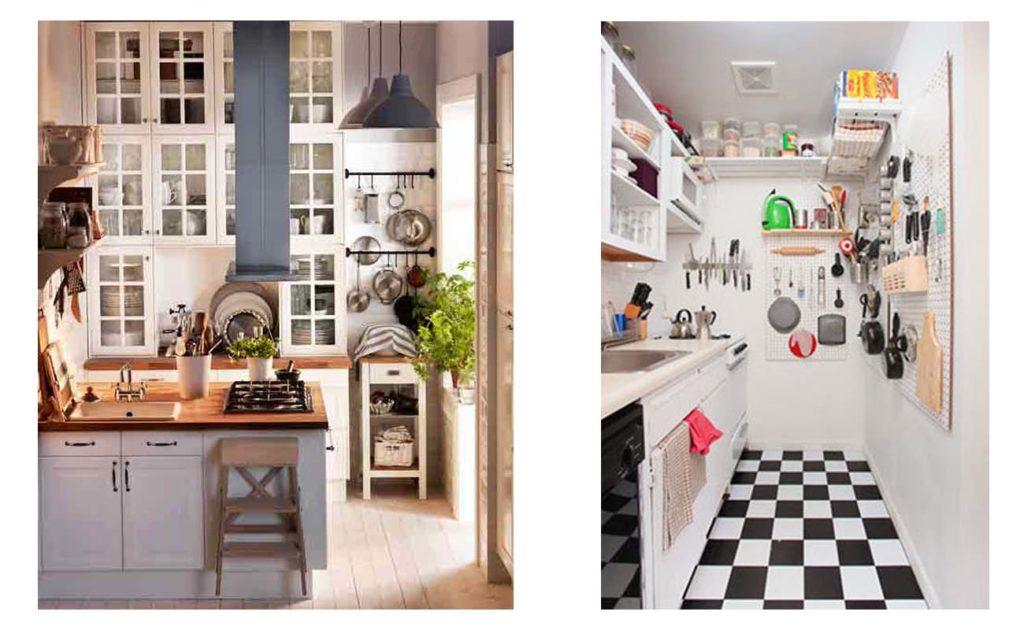 идеи для маленькой кухни7