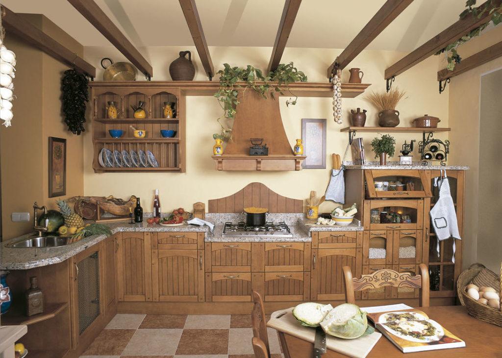 кухни классика 3