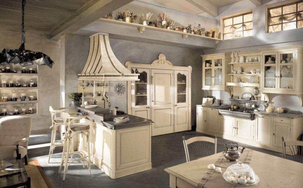 кухни классика 6
