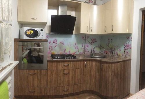 Нестандартная мебель для кухни